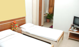 Economy Hotel Fortune Residency Hyderabad 1 Night / 2 Days Tour Package