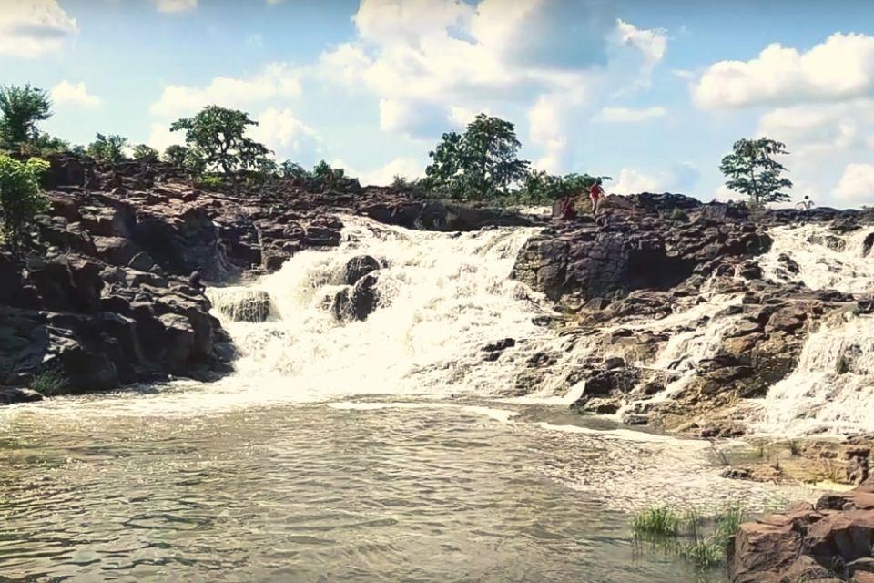 Kanakai Waterfalls from Hyderabad