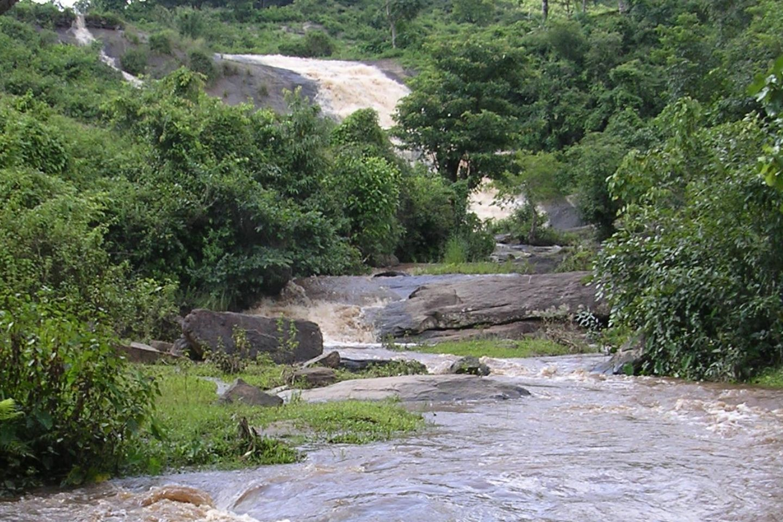 Hyderabad to Tadimada Waterfalls