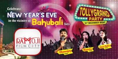 Ramoji Film City 2019 New Year Party Package