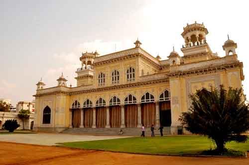 falaknuma palace indien