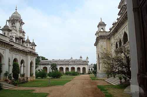 Chowmahalla Palace of Hyd