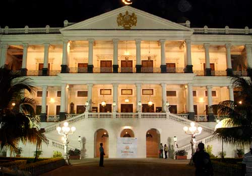 Falaknuma Palace Hyderabad, timings, entry ticket cost, price, fee ...