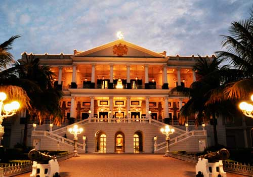 Falaknuma Palace Hyderabad Timings Entry Ticket Cost
