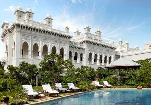 Falaknuma Palace Hyderabad, timings, entry ticket cost