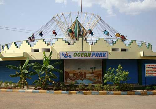Ocean Park Hyderabad, timings, entry ticket cost, price, fee
