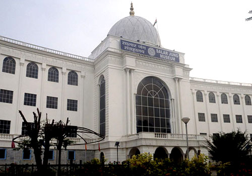 salarjung museum photos