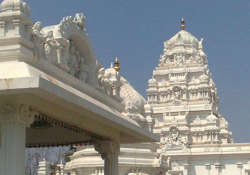 Sanghi Temple Hyderabad, timings, entry ticket cost, price