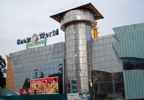 jalavihar entry fee in hydra