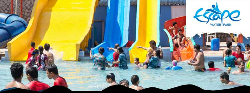 Escape Water Park Hyderabad (Entry Fee, Timings, Entry Ticket Cost, Price)