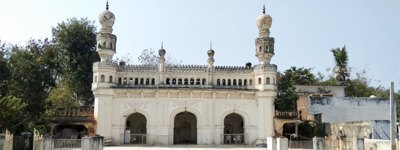 Paigah Tombs Hyderabad Timings & Entry Fee