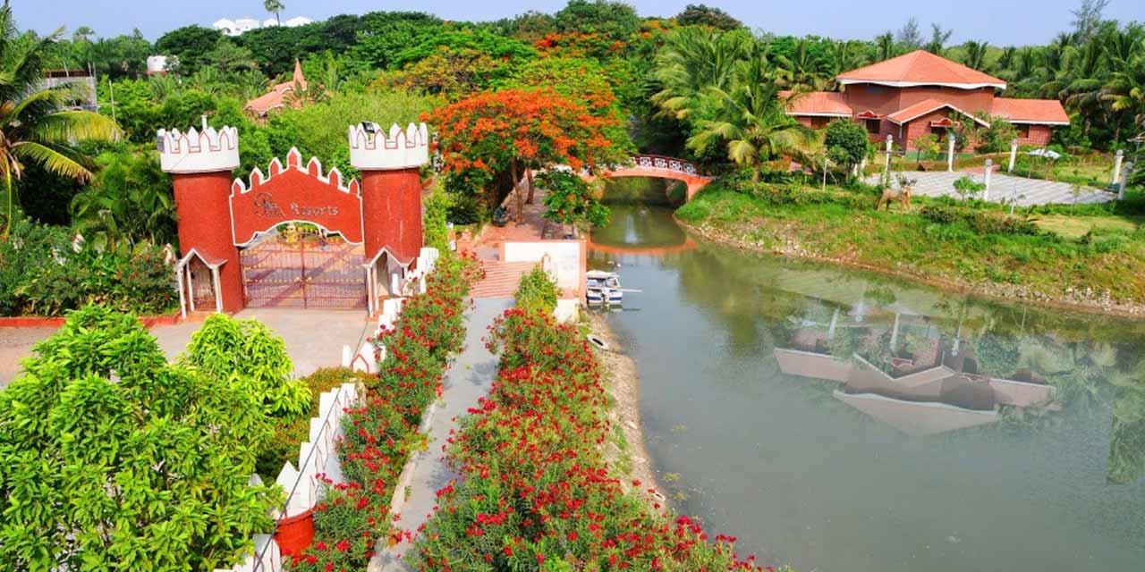 Top resorts in hyderabad