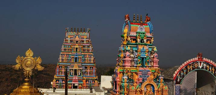Yadagirigutta Tour Packages from Hyderabad